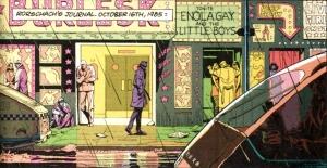 Rorschach rondando los barrios bajos