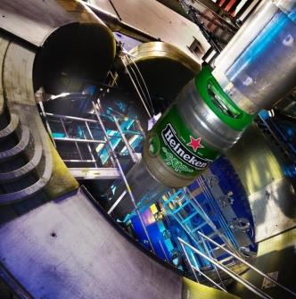 ¡El Gran Colisionador de Hadrones está de fiesta!