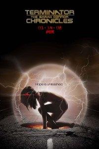 Poster promocional para la serie de televisión...